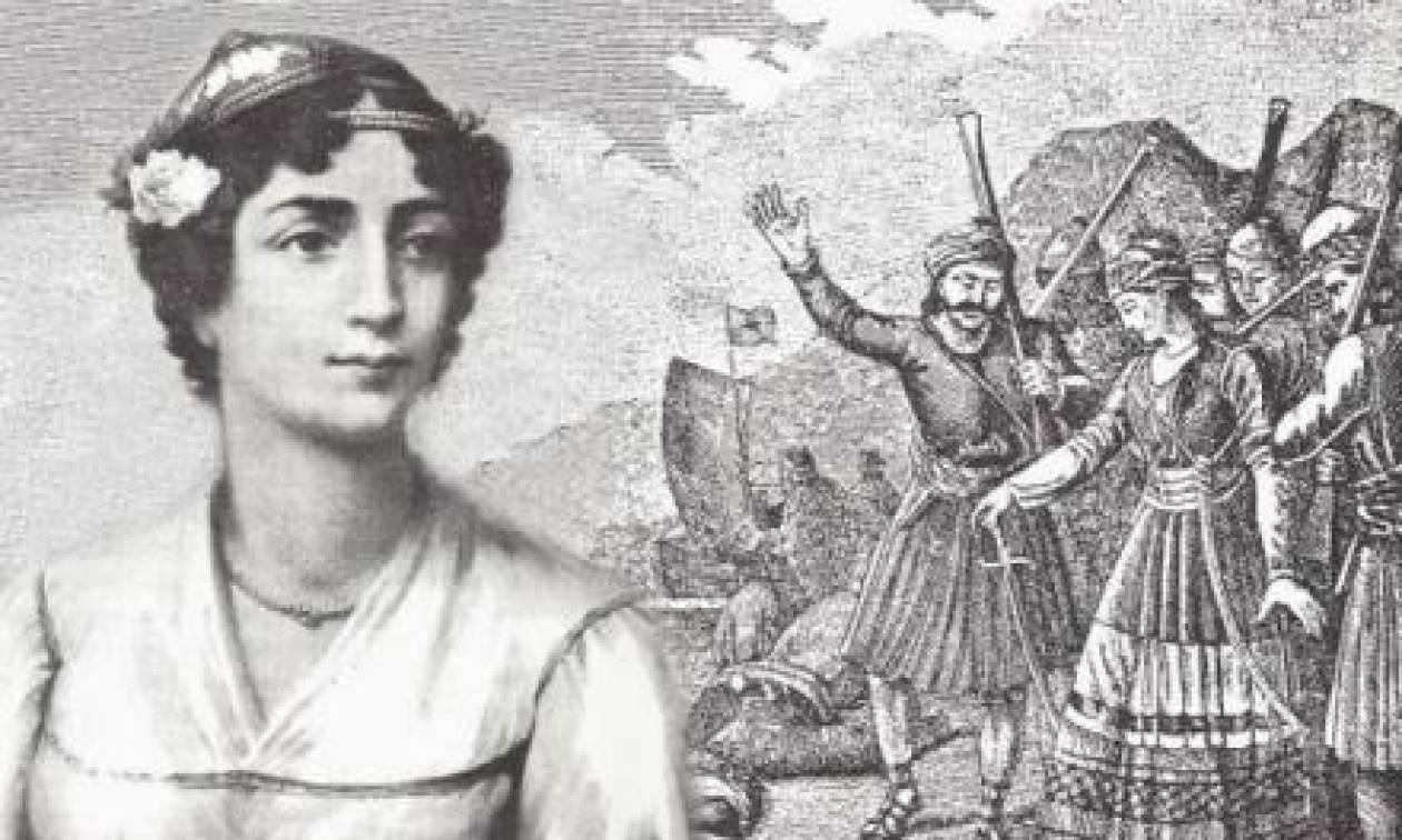 25η Μαρτίου - Μαντώ Μαυρογένους: Η φλογερή αγωνίστρια της Ελληνικής Επανάστασης