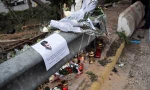 Φωτιά ξέσπασε στο σημείο που σκοτώθηκε ο Παντελής Παντελίδης