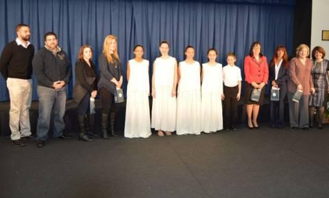 Διάκριση για το Ελληνικό Σχολείο Τσάρτερ του Μπρούκλιν