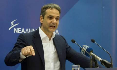 «Με σύμμαχο την Ελλάδα που ξυπνάει νωρίς»: Η επίσκεψη του Κυριάκου Μητσοτάκη στο αμαξοστάσιο της ΟΣΥ