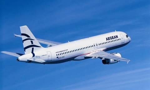 Aegean: Έκτακτες πτήσεις από και προς Λιλ καθώς παραμένει κλειστό το αεροδρόμιο των Βρυξελλών