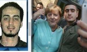 Σάλος στη Γερμανία: Η Μέρκελ έβγαλε selfie με τρομοκράτη;