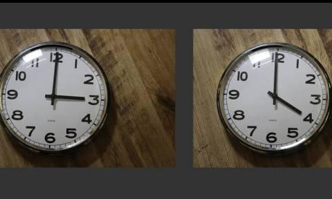 Θερινή ώρα 2016: Άλλαξε η ώρα - Γυρίστε τους δείκτες των ρολογιών σας