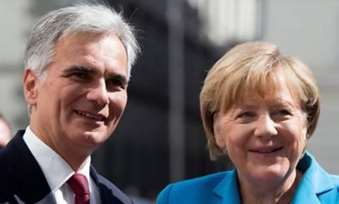 Σκληρή κριτική Φάιμαν προς Μέρκελ για το προσφυγικό