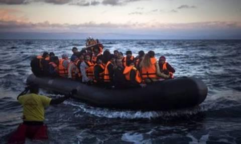 Πέντε πλοιάρια με μετανάστες κατευθύνονταν προς τη Λέσβο – Τα σταμάτησε η τουρκική ακτοφυλακή