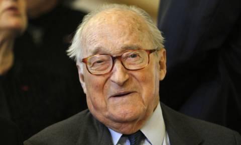 Πέθανε ο διάσημος Γάλλος συγγραφέας, βιογράφος και ακαδημαϊκός Αλέν Ντεκό (Vid)