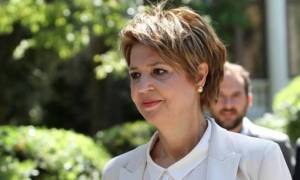 Γεροβασίλη: Πολιτικό πρόβλημα η πιθανή εμπλοκή της ΝΔ με το κύκλωμα των εκβιαστών δημοσιογράφων