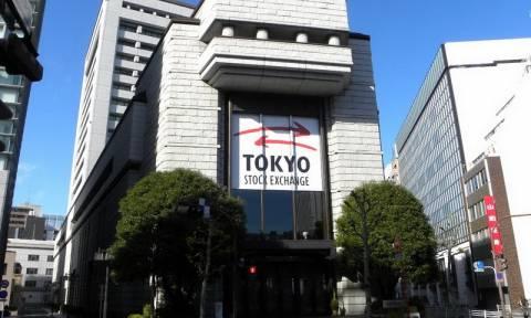 Ιαπωνία: Ανοδικά άνοιξε συνεδρίαση στο χρηματιστήριο του Τόκιο