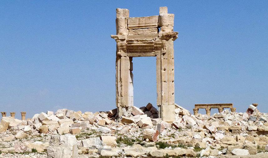Palmyra Temple of 3601728k