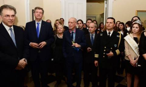 Νέα Υόρκη: Δεξίωση στο ελληνικό Προξενείο για την επέτειο της εθνικής παλιγγενεσίας