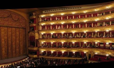 Θέατρο Μπολσόι: Αυτός είναι ο λόγος που η Google το τιμά με doodle σήμερα