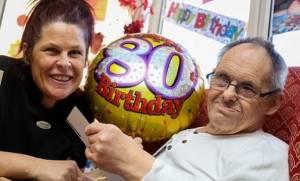 Ο γηραιότερος άνθρωπος στον κόσμο με Σύνδρομο Down είναι 80 χρονών!