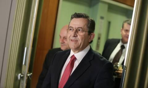 Νικολόπουλος: Το νέο κόμμα αφορά όλους όσοι θεωρούν ότι πέρα και πάνω απ' όλα είναι η πατρίδα