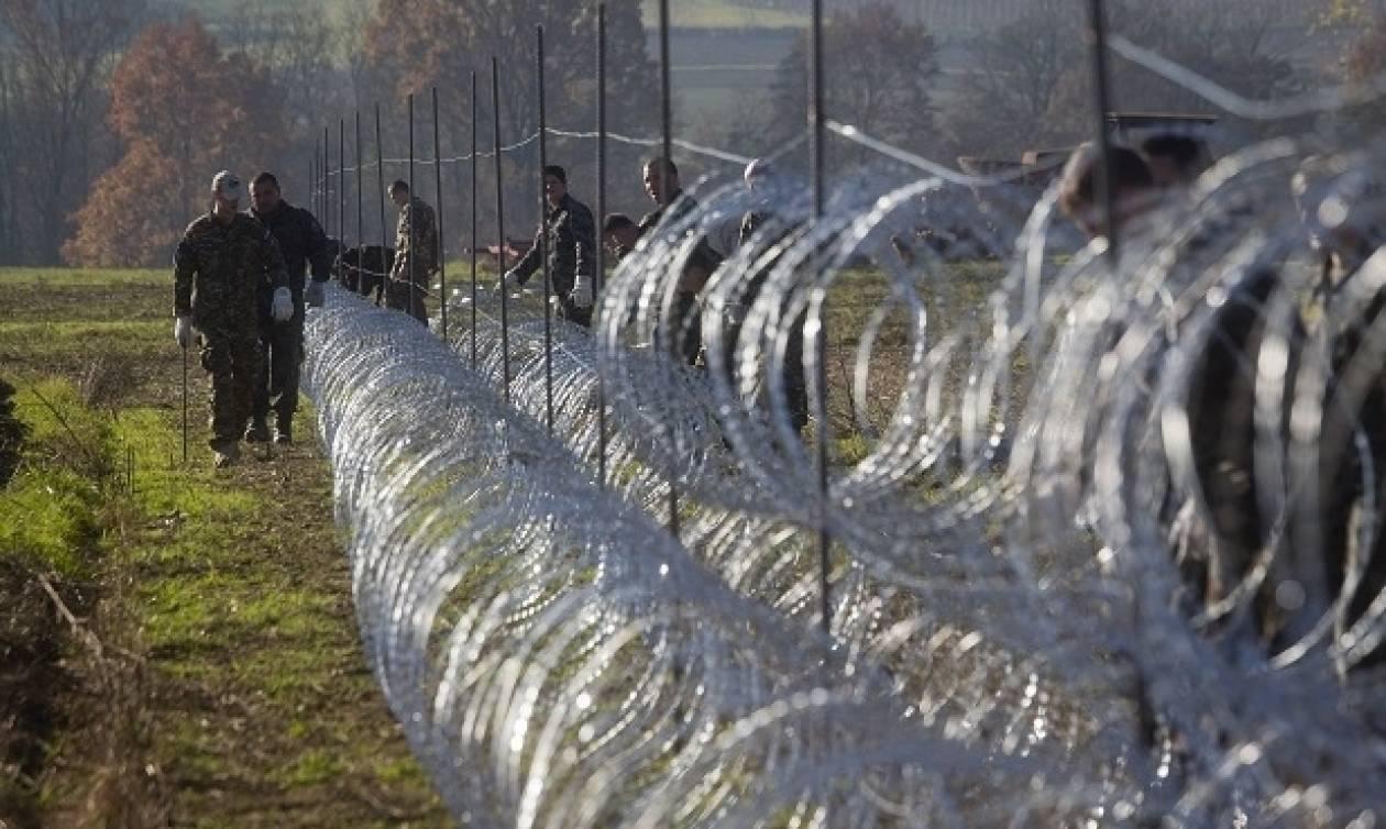 Τα Σκόπια σφράγισαν τα σύνορα με Ελλάδα και Σερβία μέχρι τέλος του έτους