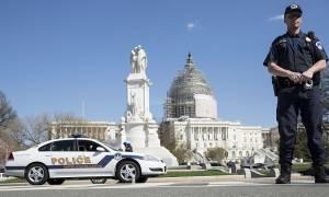 Συναγερμός στις ΗΠΑ: Πυροβολισμοί στο Καπιτώλιο (pics+vid)