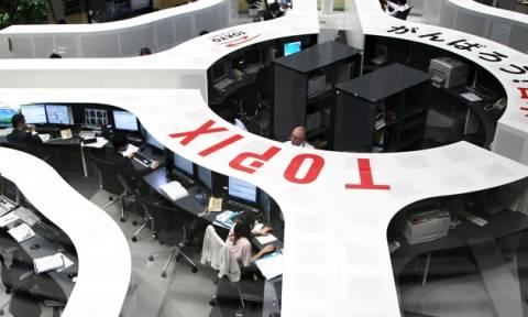 Πτωτικό το ξεκίνημα στο χρηματιστήριο του Τόκιο