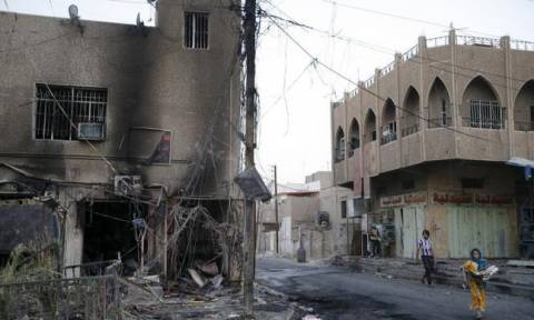 Ιράκ: Ισχυρή έκρηξη στο κέντρο της Βαγδάτης με θύματα
