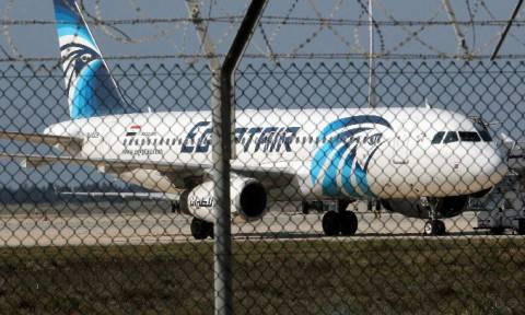 Αεροπειρατεία Κύπρος: Φωτογραφίες από το αεροπλάνο της Egypt Air