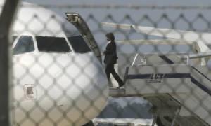 Αεροπειρατεία Κύπρος: Η στιγμή της απελευθέρωσης των επιβατών (video)