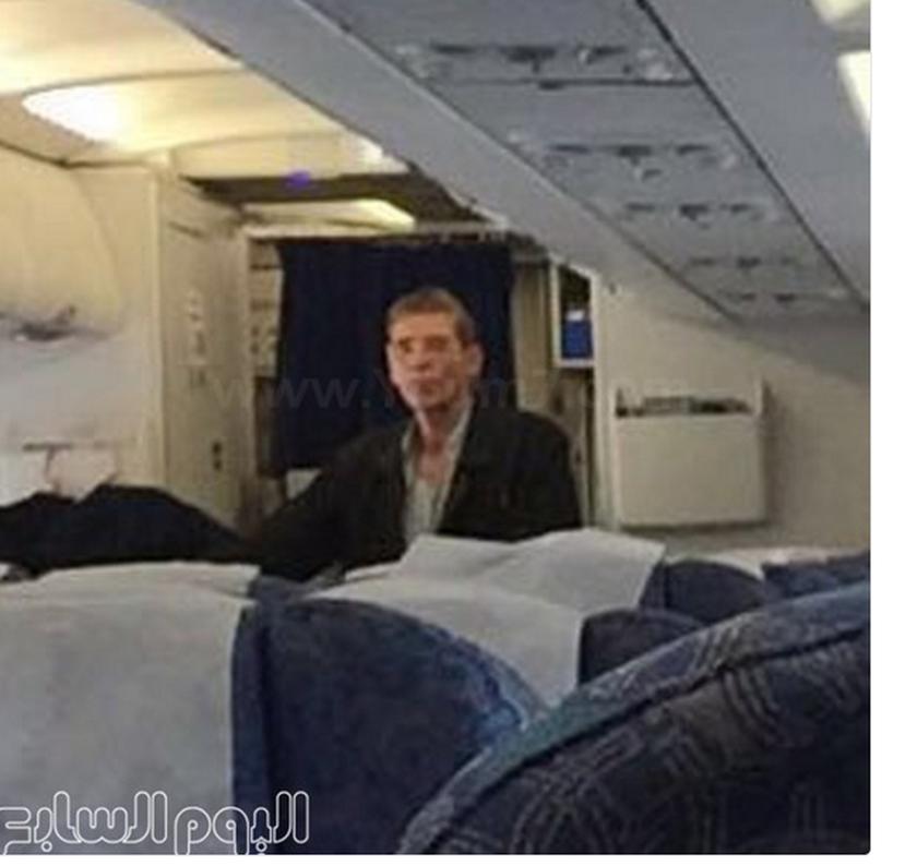 Αεροπειρατεία Κύπρος: Αυτός είναι ο αεροπειρατής του αεροπλάνου της EgyptAir (photo)