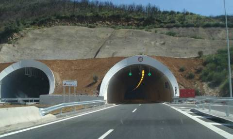 Προσοχή! Πού έκλεισε ο αυτοκινητόδρομος Τρίπολης - Καλαμάτας