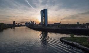 ΕΚΤ: Η Ευρωζώνη έδωσε περισσότερα δάνεια σε επιχειρήσεις - νοικοκυριά
