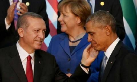 Ο Ερντογάν λέει ότι θα συναντήσει τον Ομπάμα. Τον Ομπάμα τον ρώτησε;