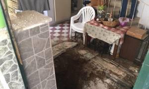 Τρόμος στη Νίκαια - Τι συνέβη και αναστατώθηκαν οι κάτοικοι (photos)
