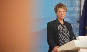 Γεροβασίλη: Τι περιέχει το νομοσχέδιο για τη διαχείριση του προσφυγικού