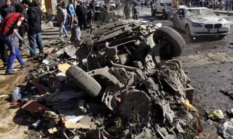 Το Ισλαμικό Κράτος πίσω από την έκρηξη στη Βαγδάτη - Τρεις νεκροί