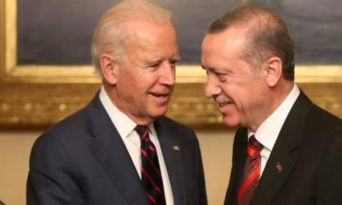 ΗΠΑ: Συνάντηση Ερντογάν - Μπάιντεν την Πέμπτη