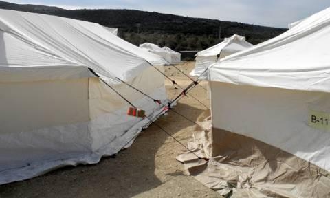 Κέντρο φιλοξενίας προσφύγων και μεταναστών δημιουργείται στον Σκαραμαγκά