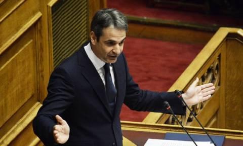 Συζήτηση Βουλή – Μητσοτάκης: Πάμε σε εκλογές για να δούμε αν η τέταρτη φορά θα είναι η …τυχερή(vid)