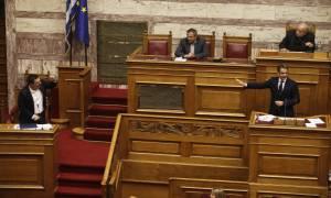 Βουλή - Διαπλοκή και διαφθορά: Συζήτηση άνευ ουσίας και απέραντης βωμολοχίας