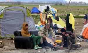 Έκκληση του ΚΕΕΛΠΝΟ στους πρόσφυγες να μετακινηθούν σε στεγασμένους χώρους