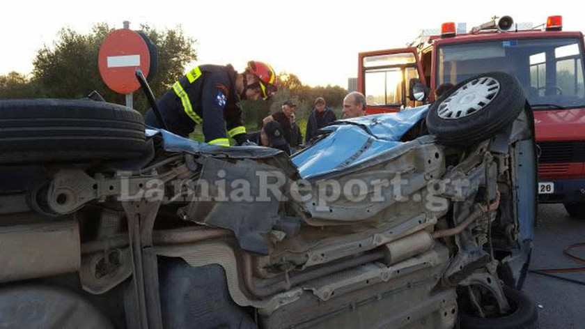 ΕΚΤΑΚΤΟ: ΣΟΚ! Νεκρή σε τροχαίο η θεία του Γ. Τσαλίκη - Τραυματίστηκε σοβαρά η μητέρα του