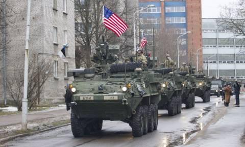 Μόνιμη στρατιωτική βάση των ΗΠΑ στην ανατολική Ευρώπη