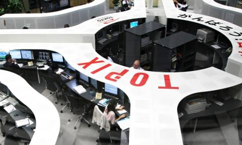 Με κέρδη άνοιξε ο Nikkei στο Τόκιο