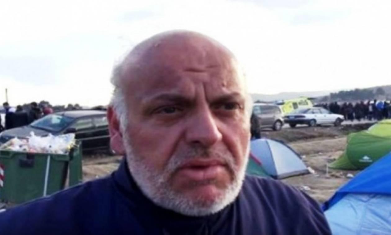 Ειδομένη: Άρχισε να οργώνει χωράφι στον καταυλισμό - Ιστορία με πλούσιο παρασκήνιο! (Vid)