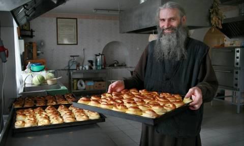 Το μυστικό της νοστιμιάς των φαγητών στο Άγιον Όρος