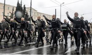 Ανατριχίλα: Σείστηκε η Αθήνα από τα συνθήματα Λοκατζήδων και Καταδρομέων