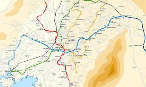 Το καλοκαίρι ξεκινά η δημοπράτηση τμημάτων για τη Γραμμής 4 του μετρό