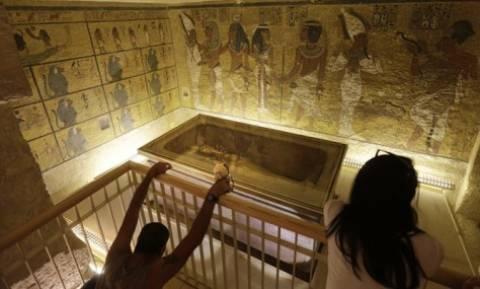 Αίγυπτος: Επιφυλάξεις για την ύπαρξη δεύτερου νεκρικού θαλάμου στον τάφο του Τουταγχαμών