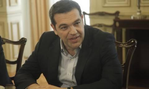 Τσίπρας: Φαμπρ-Μπαλτάς θα δώσουν μεγαλύτερο βάρος στις ελληνικές παραγωγές του φεστιβάλ