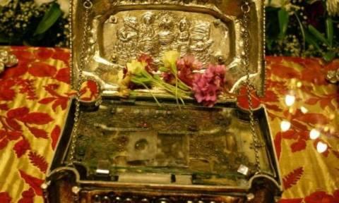 Στον Άγιο Ελευθέριο Αμαρουσίου τα «Άχραντα Πάθη»