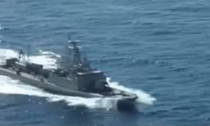 Τα… σπάει το βίντεο του Πολεμικού Ναυτικού! (video)