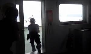 Ένας «πολεμιστής των πειρατών» εξομολογείται (video)