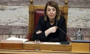 Προσφυγικό: «Μίνι» αντάρτικο από Χριστοδουλοπούλου και Κατριβάνου στη Βουλή
