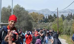 Χίος: Άλλοι 300 πρόσφυγες «απέδρασαν» από το hotspot