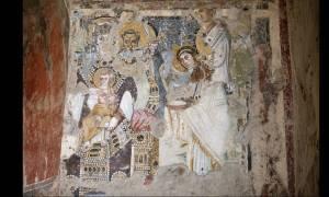 Santa Maria Antiqua: Mια εκκλησία στη Ρώμη με Βυζαντινές τοιχογραφίες